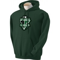 Southside SC 40: Youth-Size - Gildan 50/50 Fleece Hoodie (Unisex) - Tigard Green