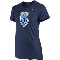 Southside SC 12: Nike Women's Legend Short-Sleeve Training Top - Southside Navy