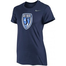 Southside SC 12: Nike Women's Legend Short-Sleeve Training Top - Southside Navy