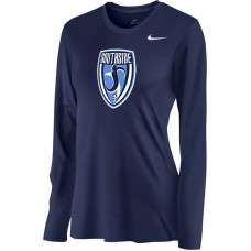 Southside SC 15: Nike Women's Legend Long-Sleeve Training Top - Southside Navy