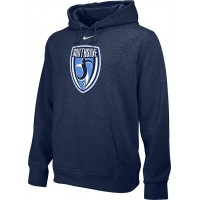 Southside SC 18: Adult-Size - Nike Team Club Fleece Training Hoodie (Unisex) - Southside Navy