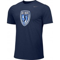 Southside SC 10: Adult-Size - Nike Team Legend Short-Sleeve Crew T-Shirt - Southside Navy
