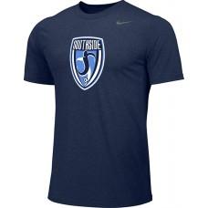 Southside SC 11: Youth-Size - Nike Team Legend Short-Sleeve Crew T-Shirt - Southside Navy